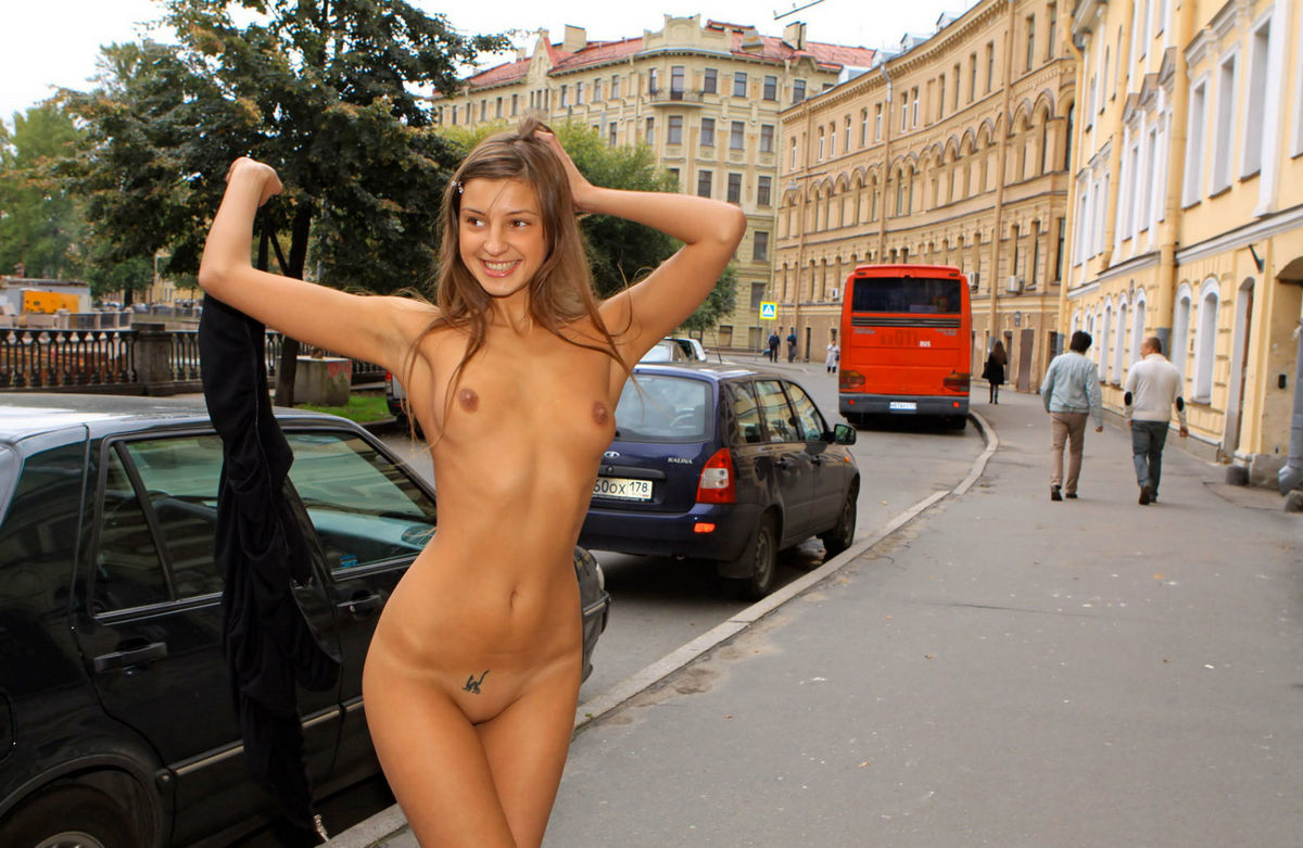 young and hot naked women