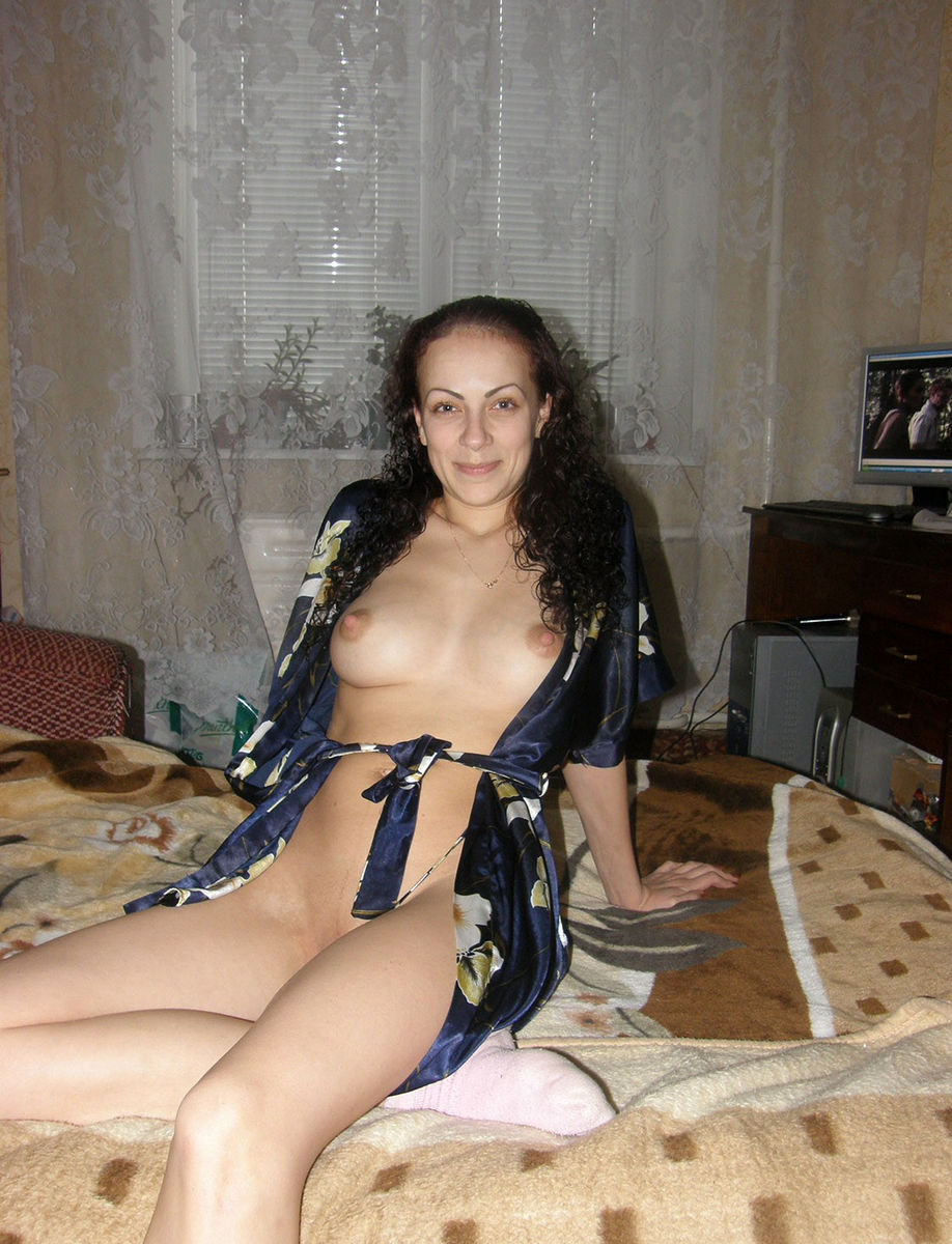 Have russian amateur mom nude think, that