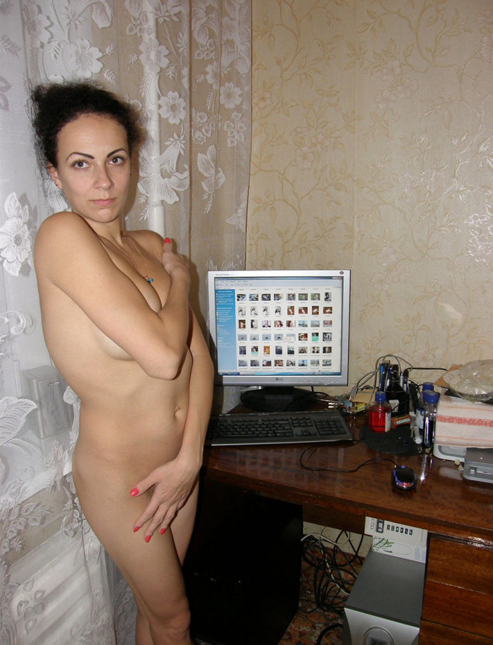 Amateur Photos Busty Mom At Home  Russian Sexy Girls-2096