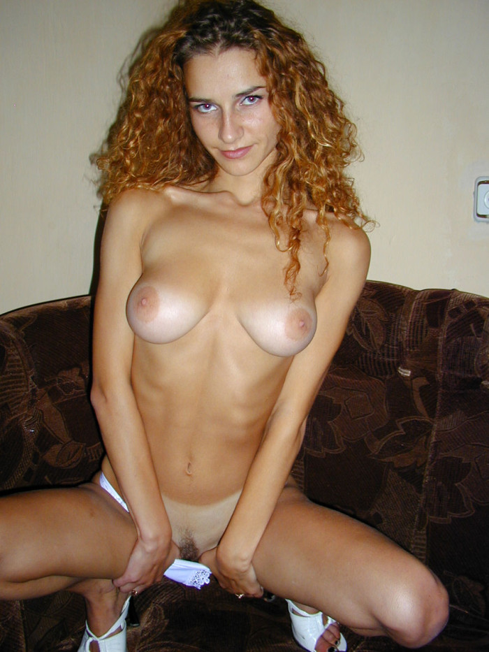 skinny large breasted nude