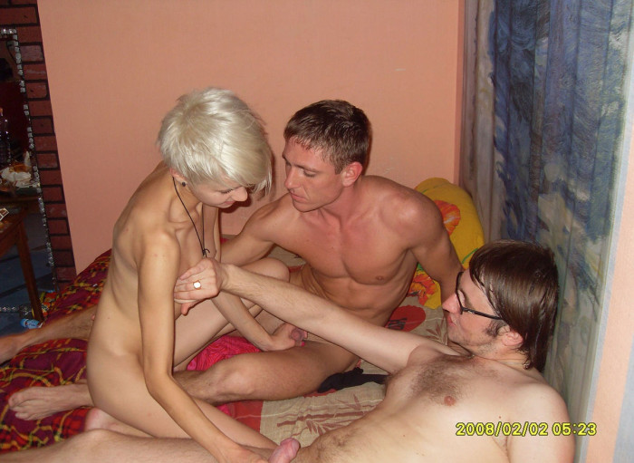Real amateur swingers