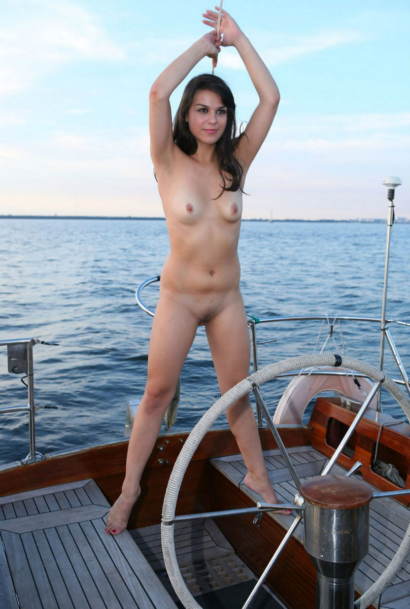Was Nude girls in canoes pics regret, that