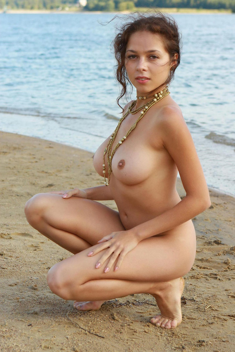 girls tits Naked with great
