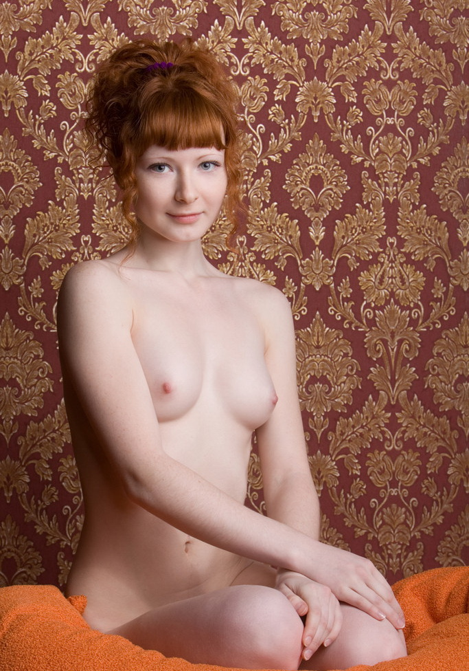 Red headed pussy