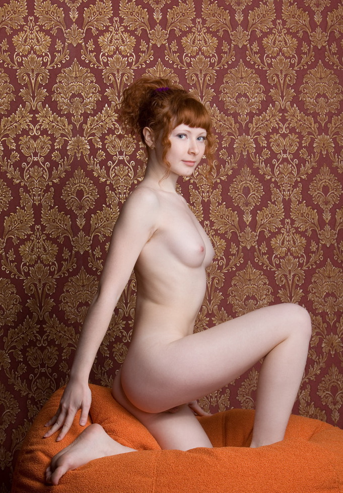 Rochelle hairy nude redhead