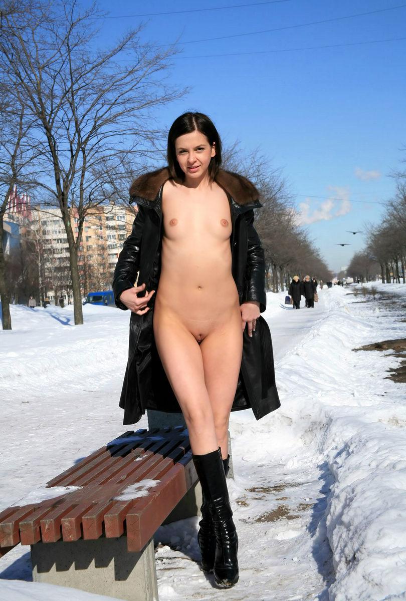 winter tits