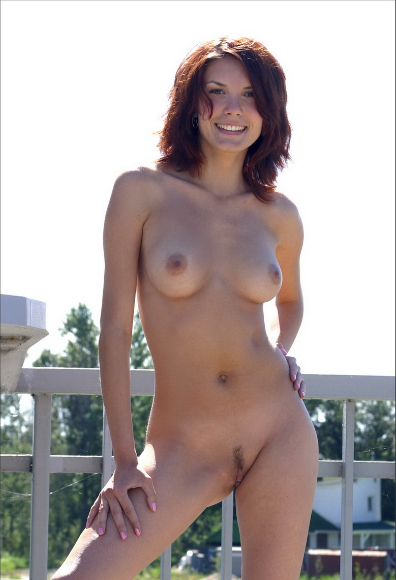 cute girl with freckles naked fucking