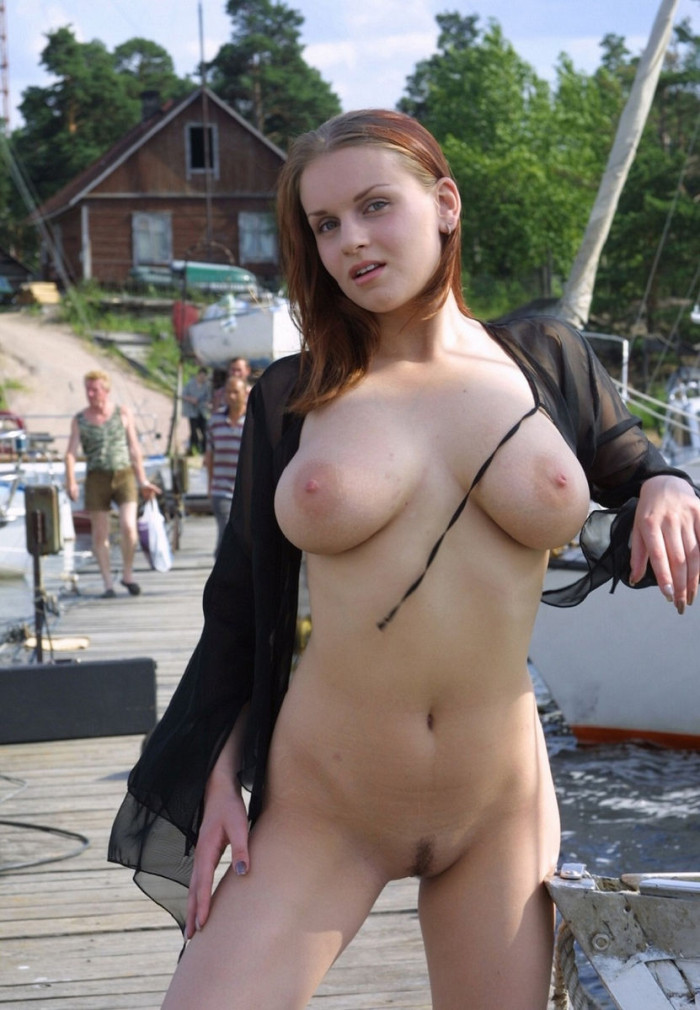 Big tits playground naked
