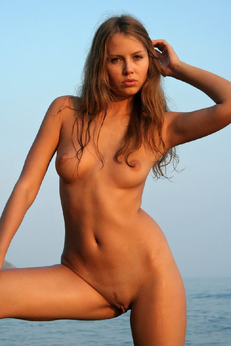 naked girl in uniforms