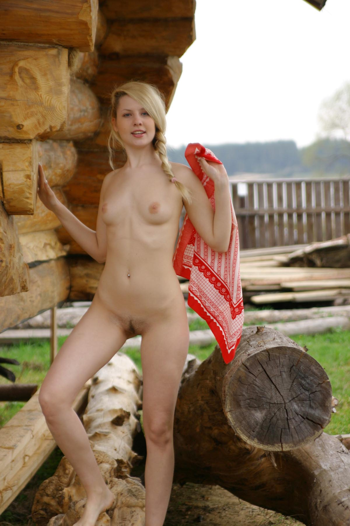 Have small country girl nude