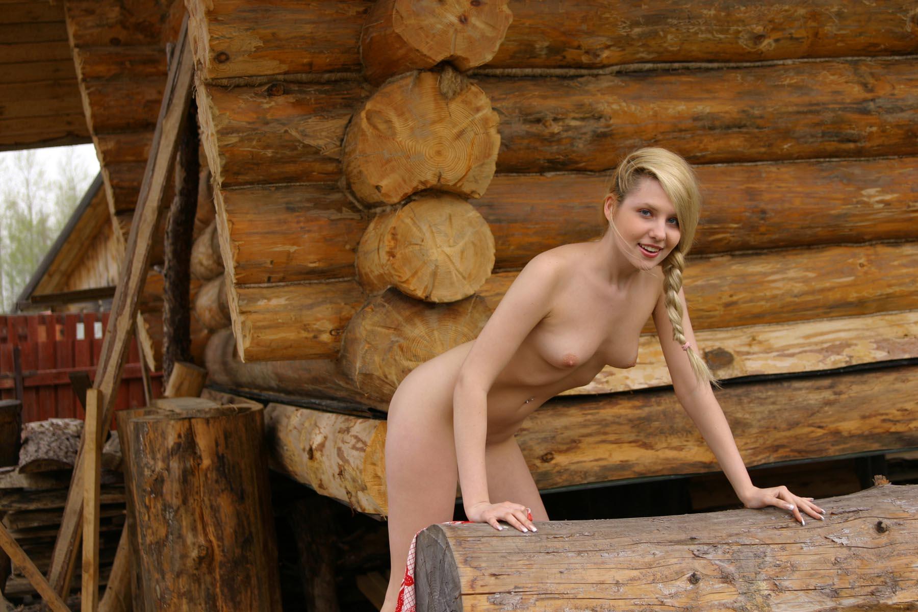 Сексуальные фантазии в деревне видео