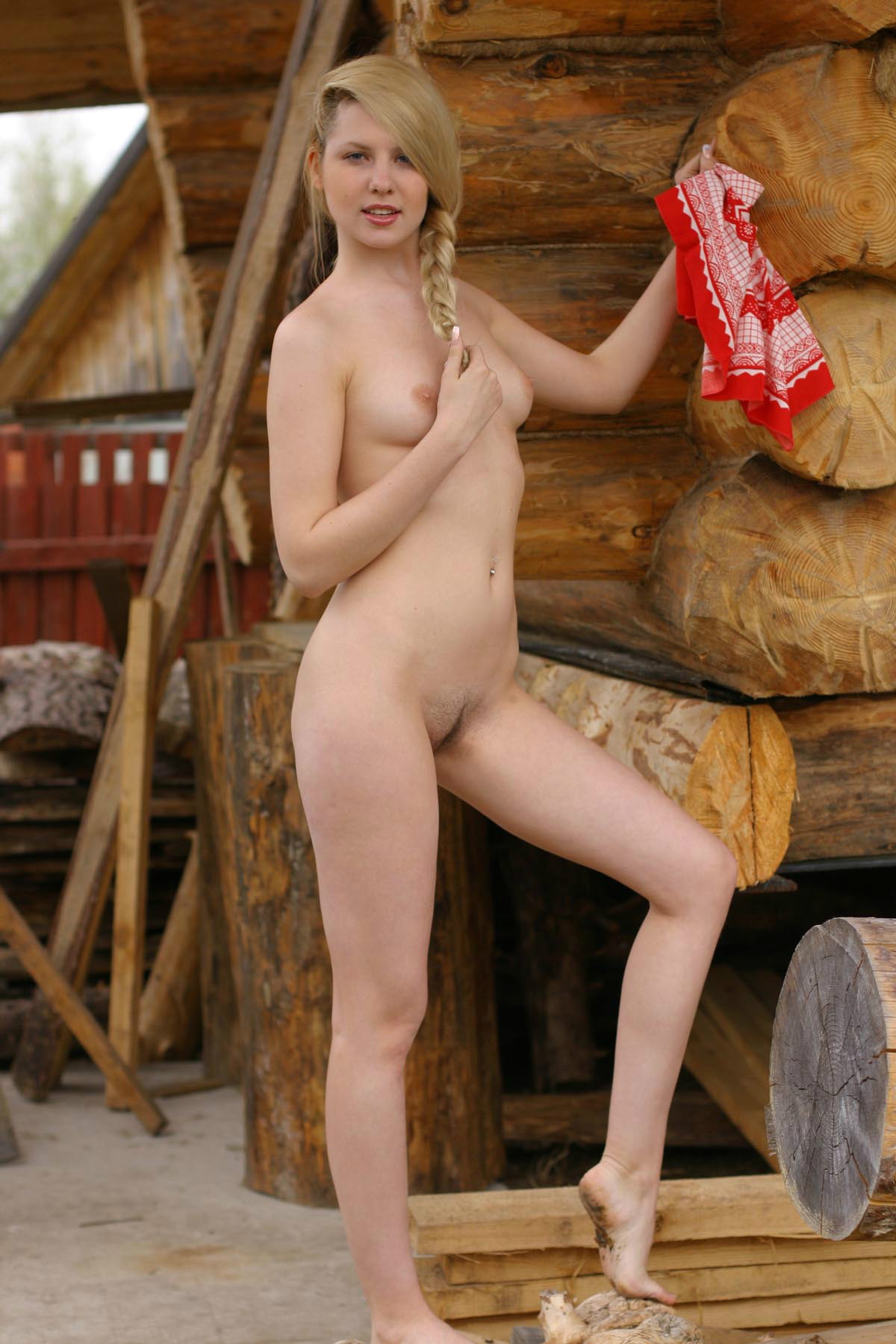 Village sexy girls rather good