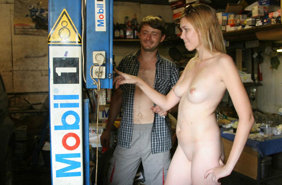 У гаражей эротика, в гараже пьяную, порно видео онлайн, бесплатно на 22 фотография