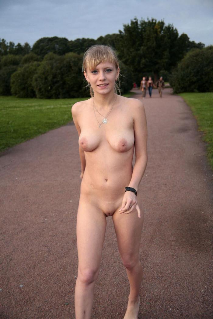 natural naked woman