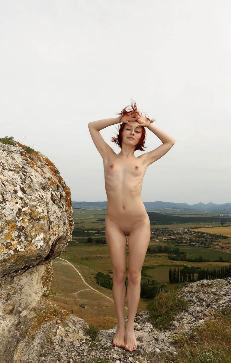 naked female on top