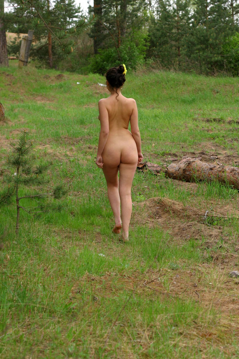 Naked Walk In The Woods XTube Porn Video from
