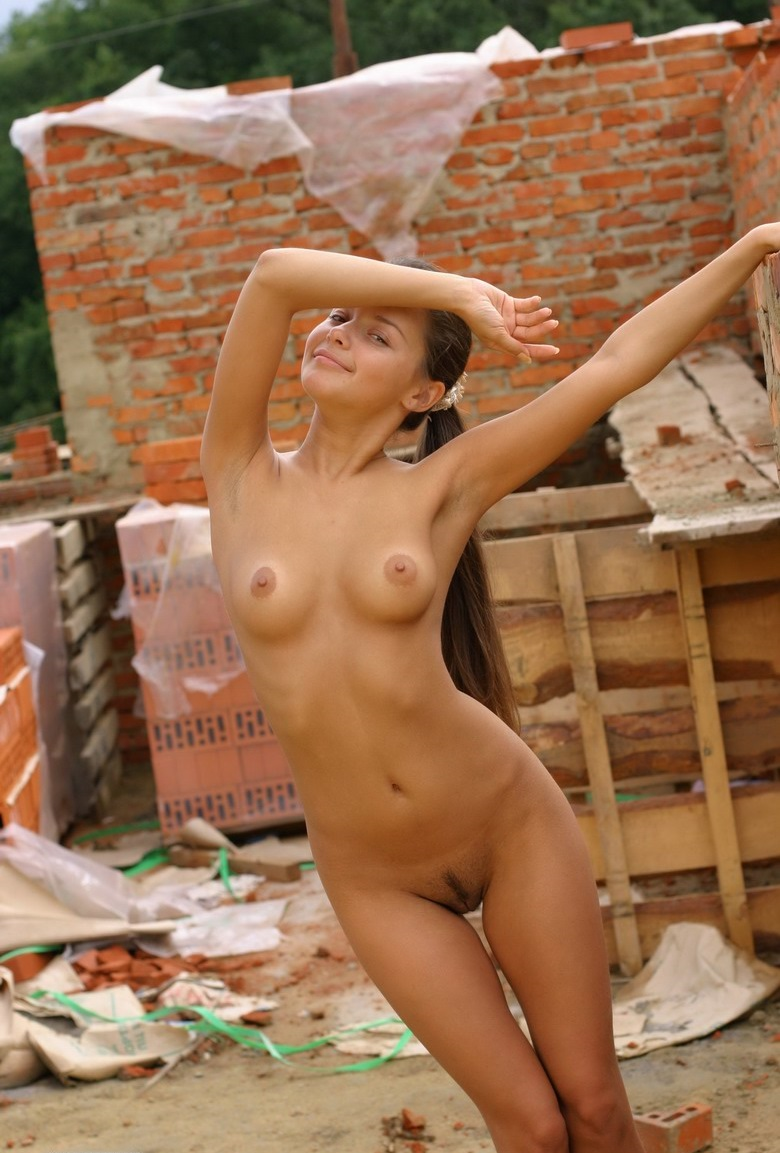 Young naked girls under #8