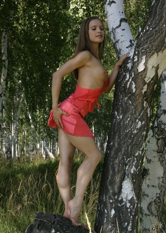 beautiful american indian nude