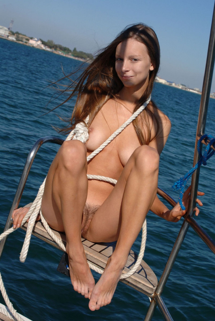 Perfect Teen Sailor With Amazing Big Soft Boobs And Hairy Pussy -4801