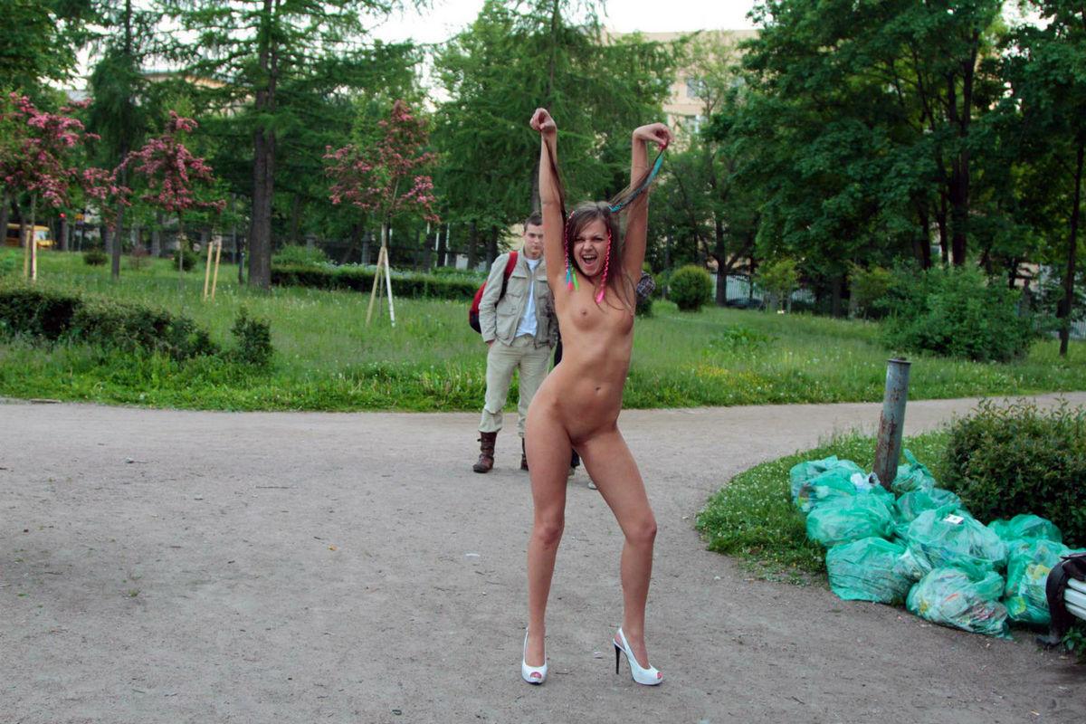 naked teen slut picture