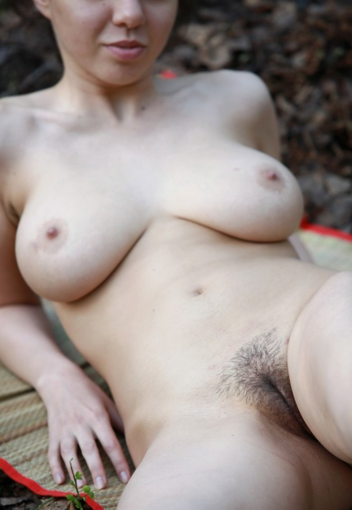 Sexy womans boobs and pussy