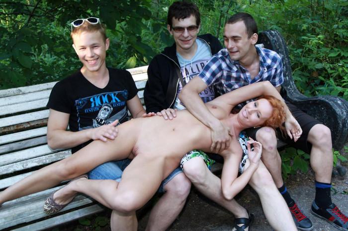 Guys and girls nude