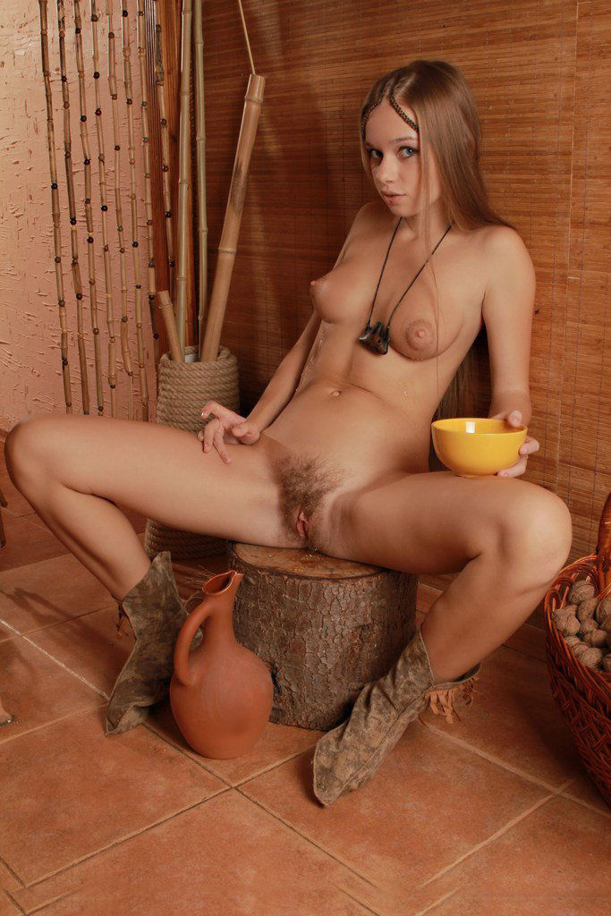 Hairy naked russian girls for explanation