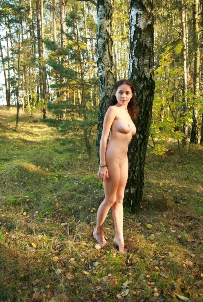 Woman walking naked in seattle - 1 part 5