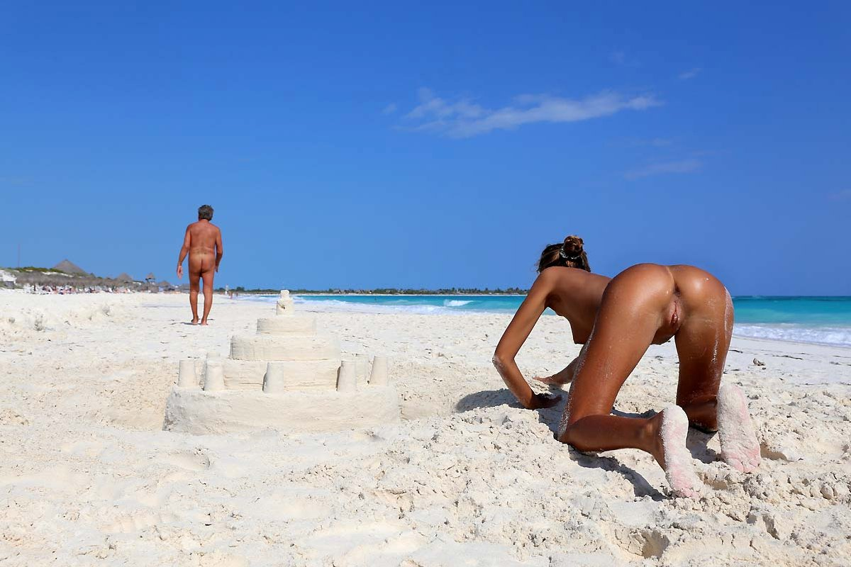 Cuba beach pictures girls nude — photo 10