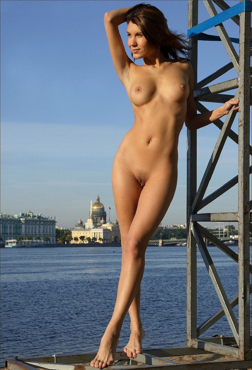 Nude girls with big erect nipples
