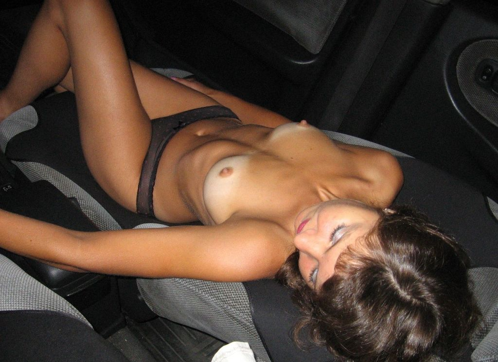No panties car opinion