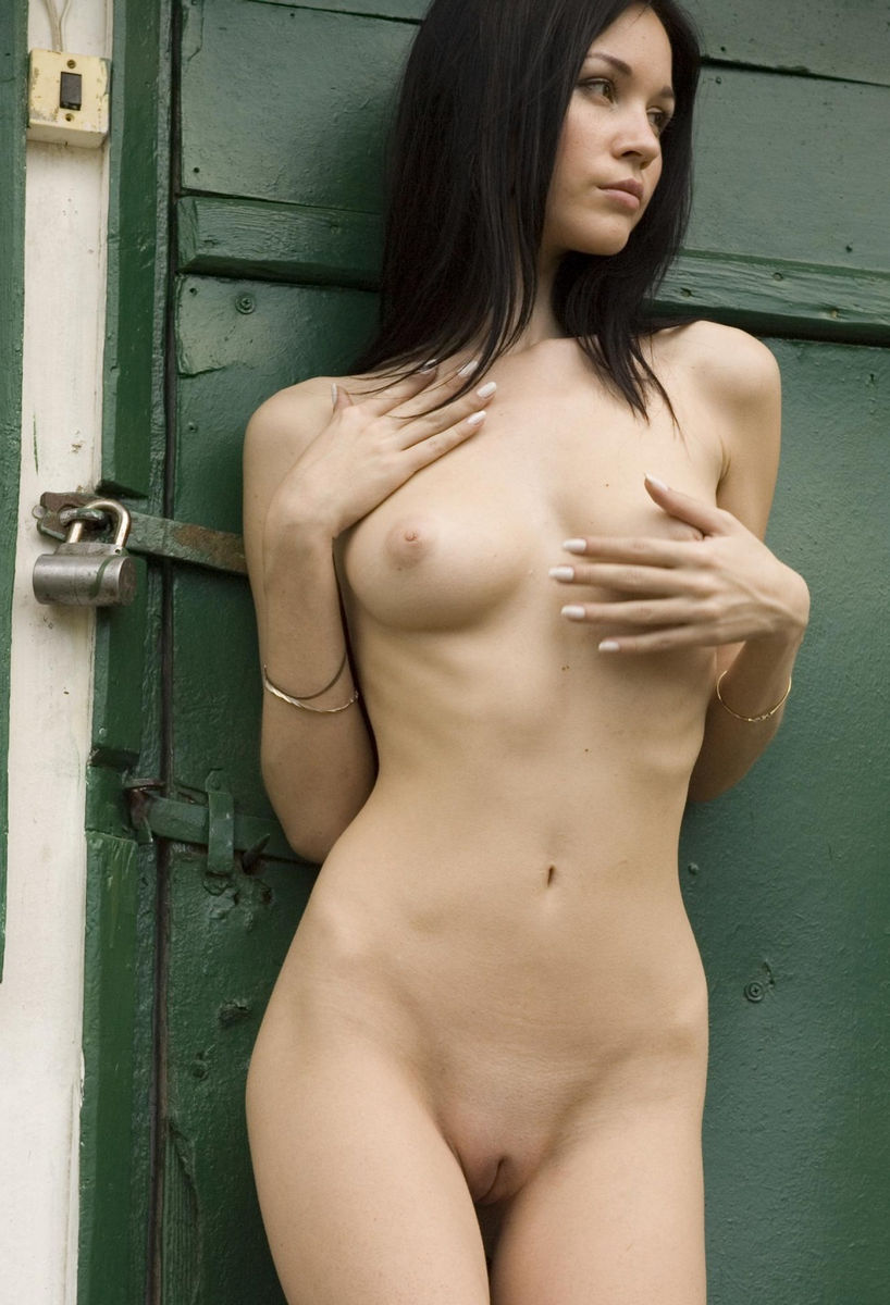 Tall skinny naked women with huge boobs interesting