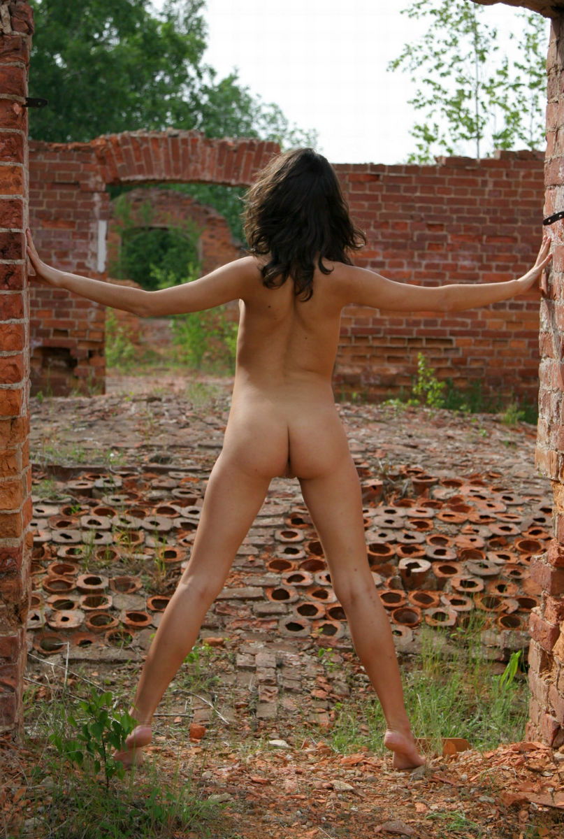 Abandoned buildings girl porn