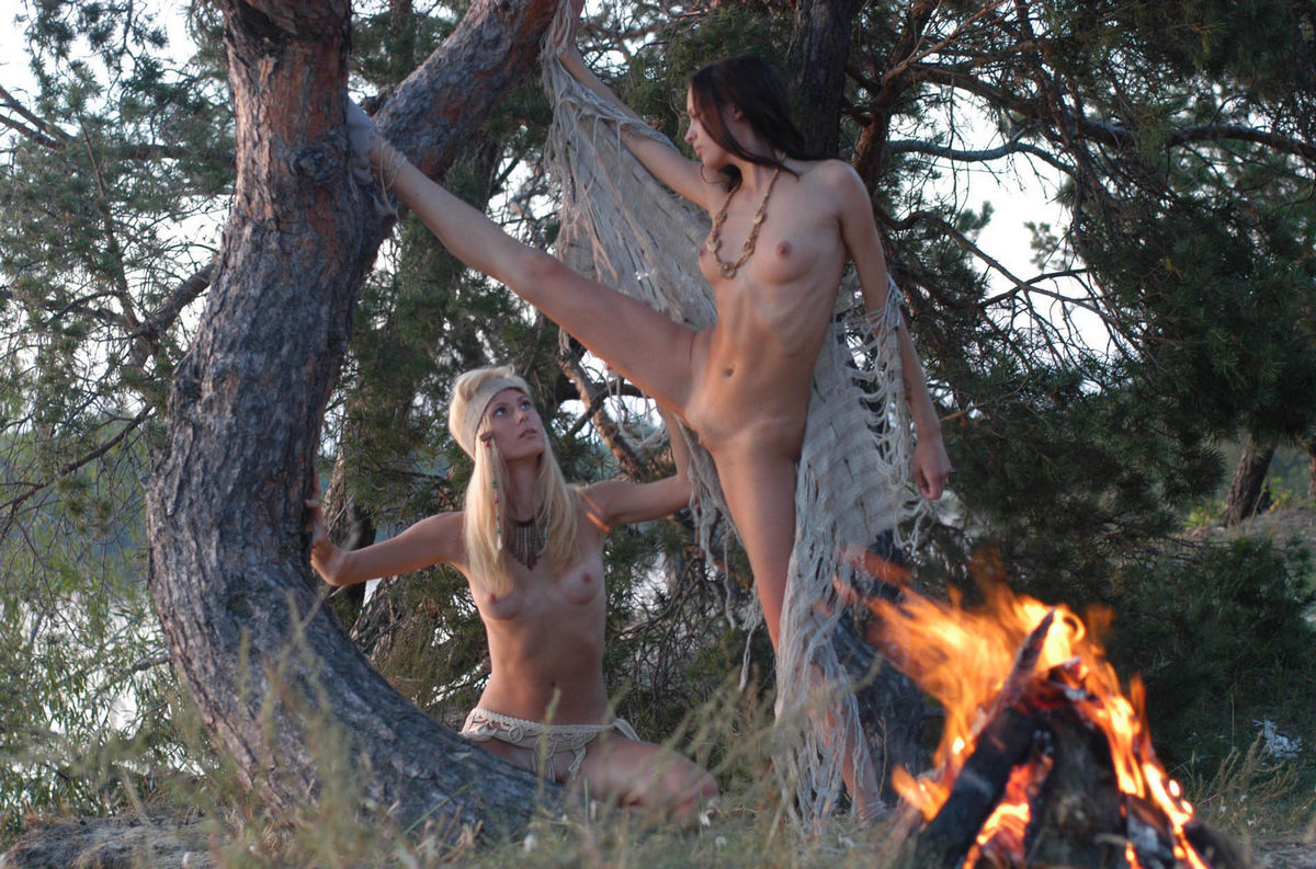Thought differently, nude campfire girls excellent idea