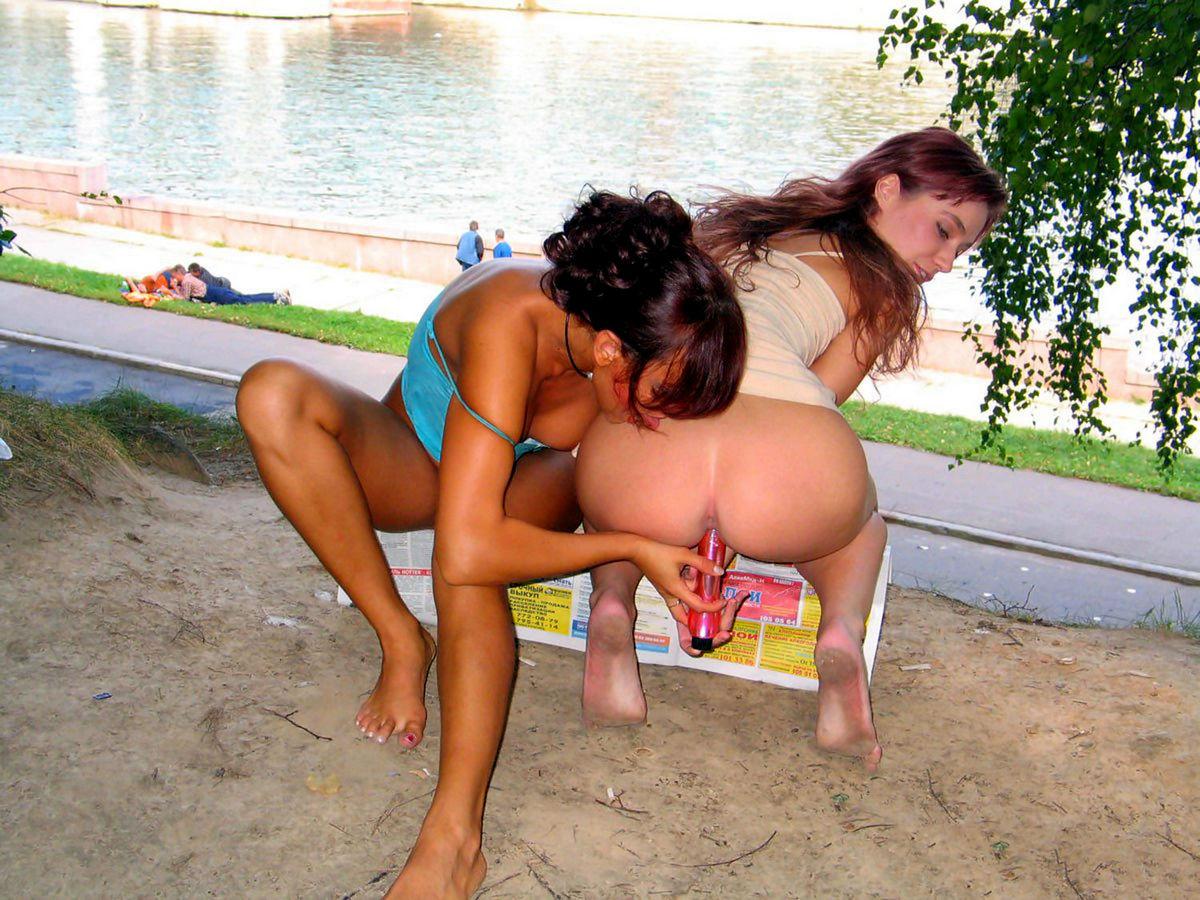 Public Lesbian Porn