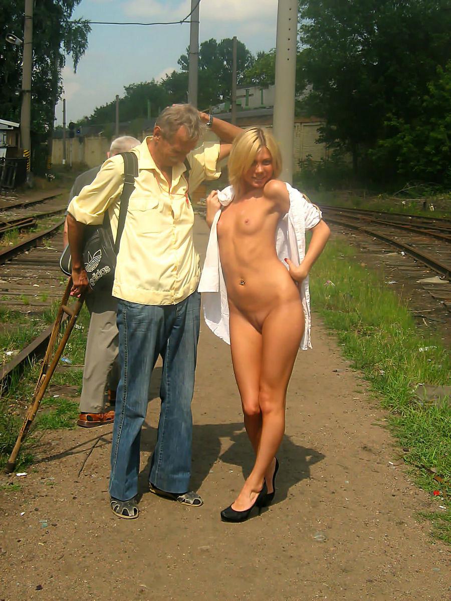 Секс дедушки улицу 12 фотография