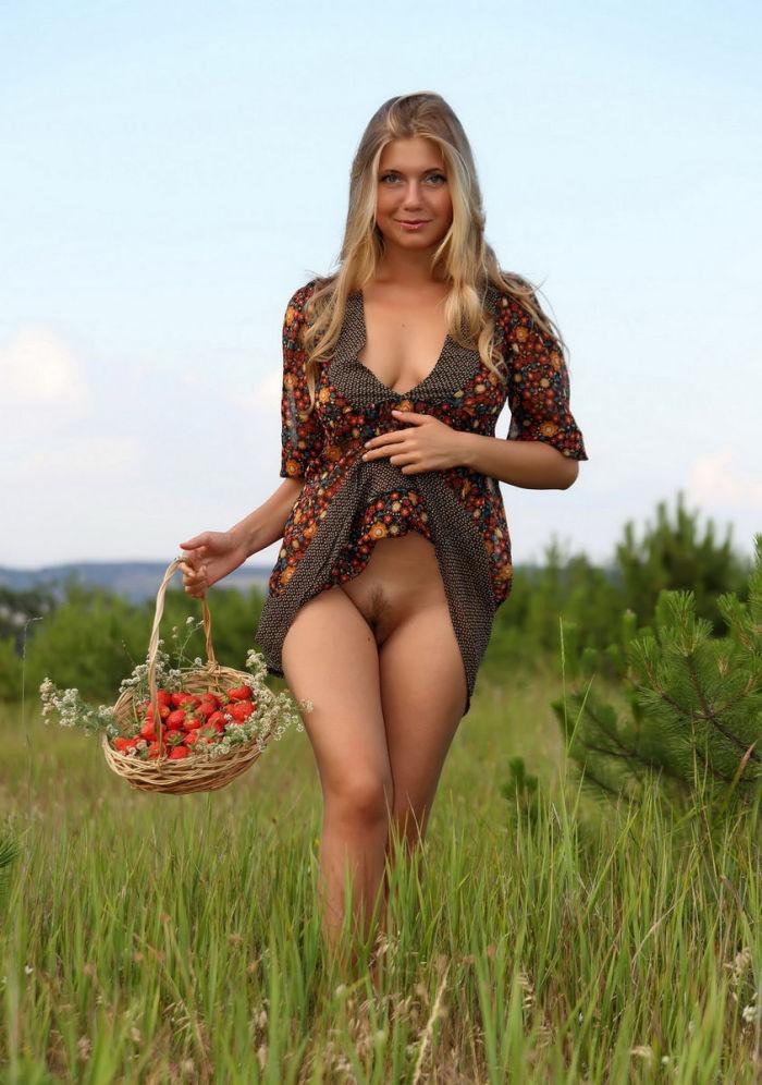 Клубничка русские девушки частное видео — img 12