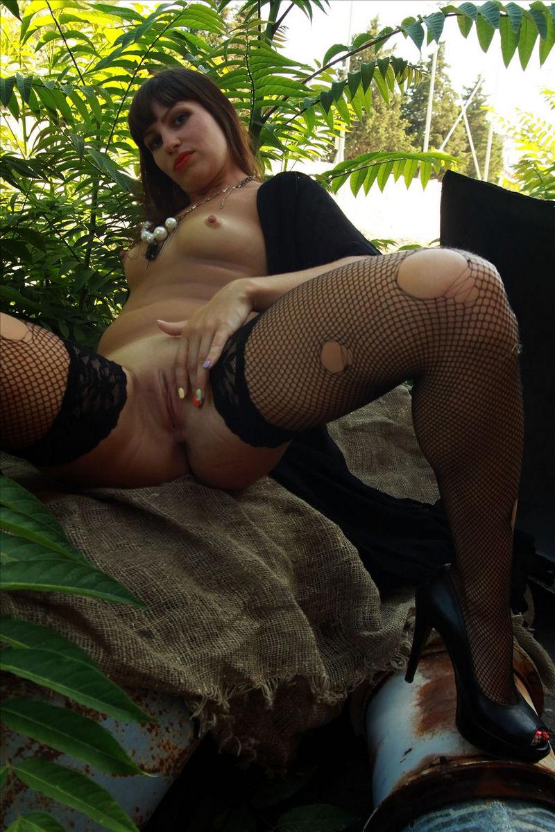 Проституткк дырявые