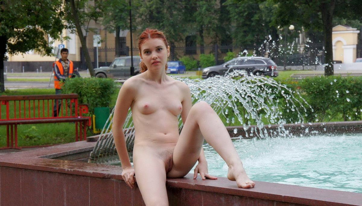 Naked women in fountain topic simply