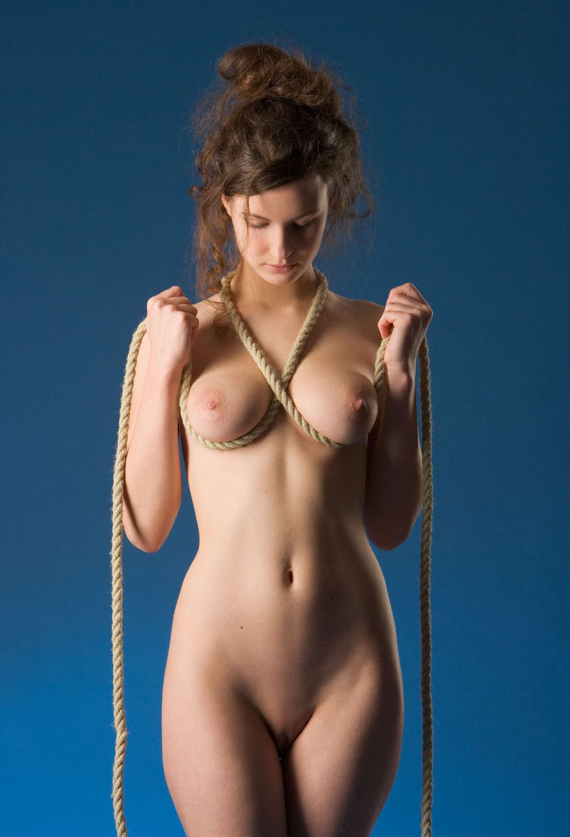 Bondage Games With Susann  Russian Sexy Girls-5267