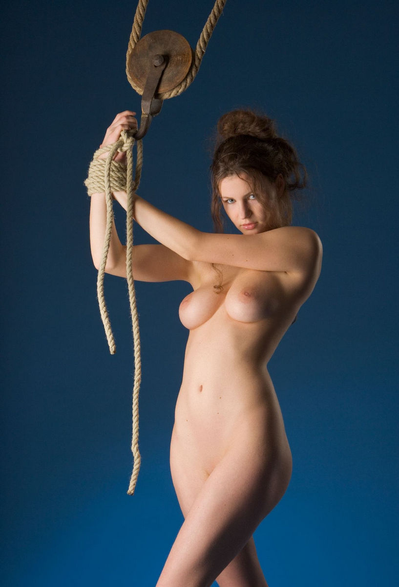 Bondage Games With Susann  Russian Sexy Girls-3239