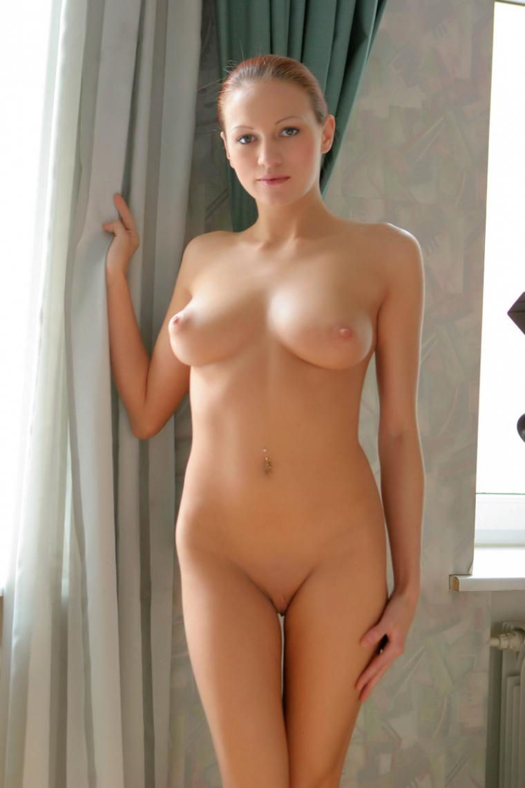 The Busty russian girl sex with