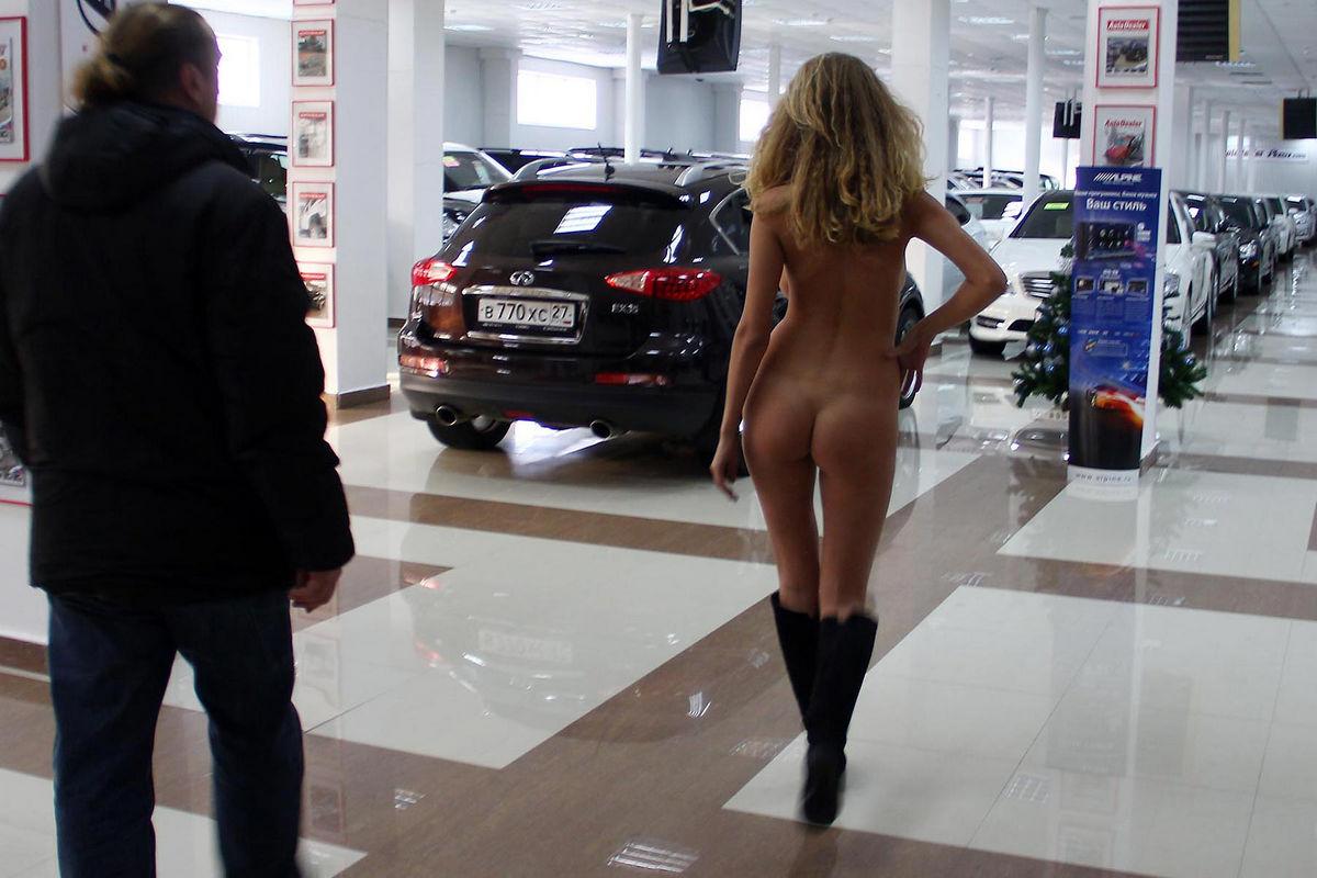 nude car sales