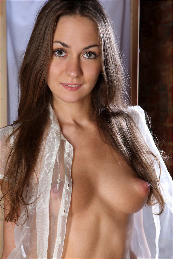 Big nipples see through top idea Completely