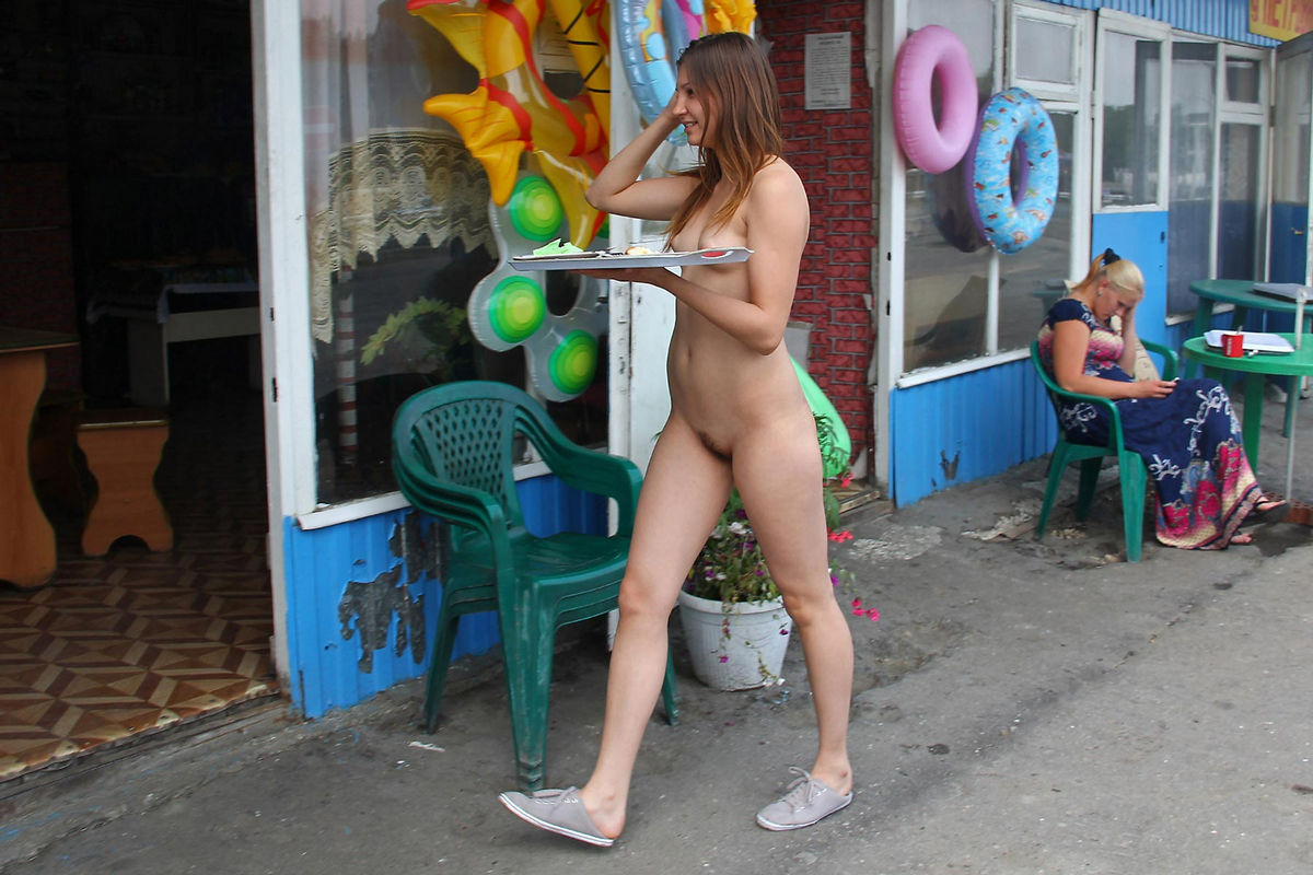 naked sexy waitress teens