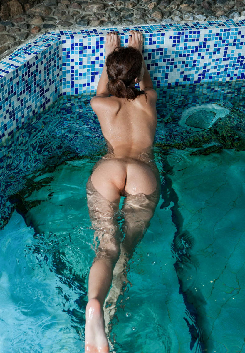 Impossible. Hot naked swimmer women question