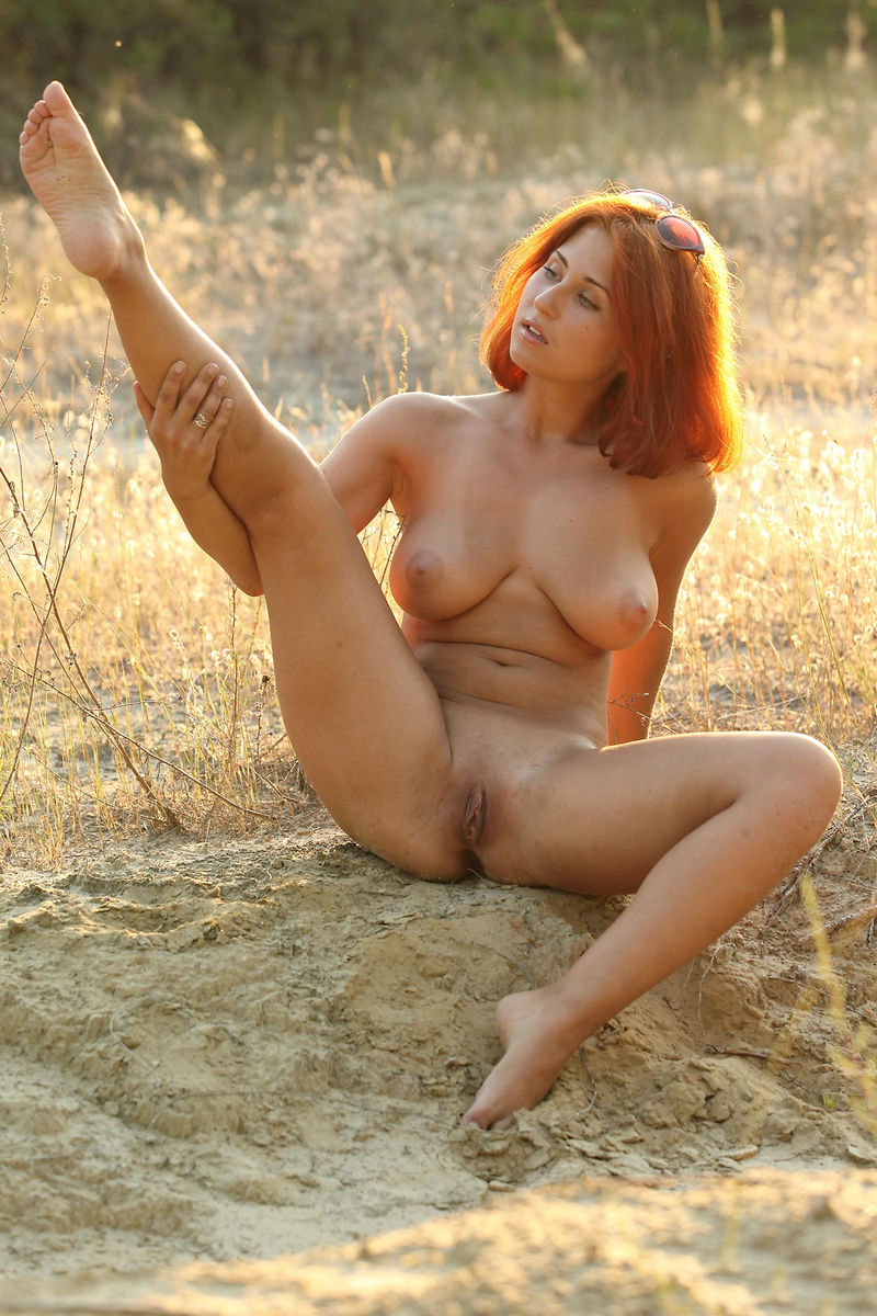Really hot redhead remarkable