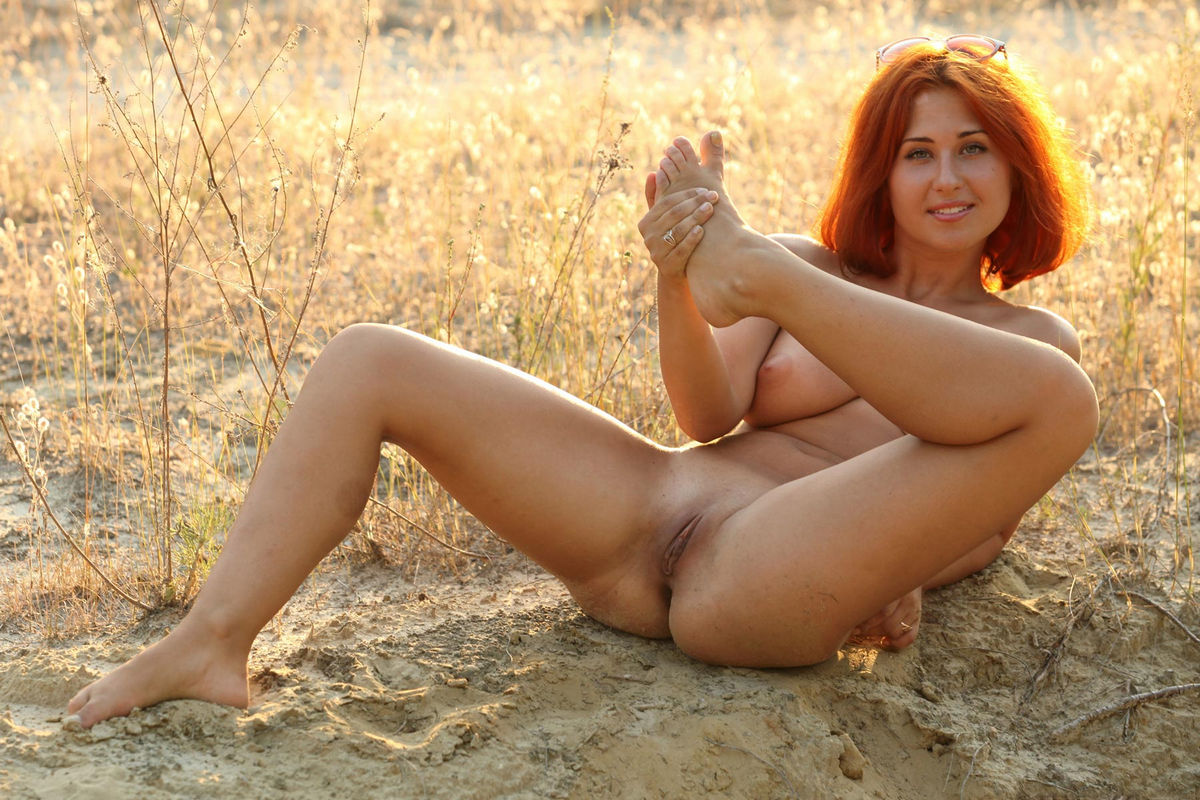 red heads porn