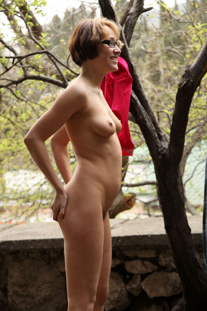 from Roy naked woman with homeless