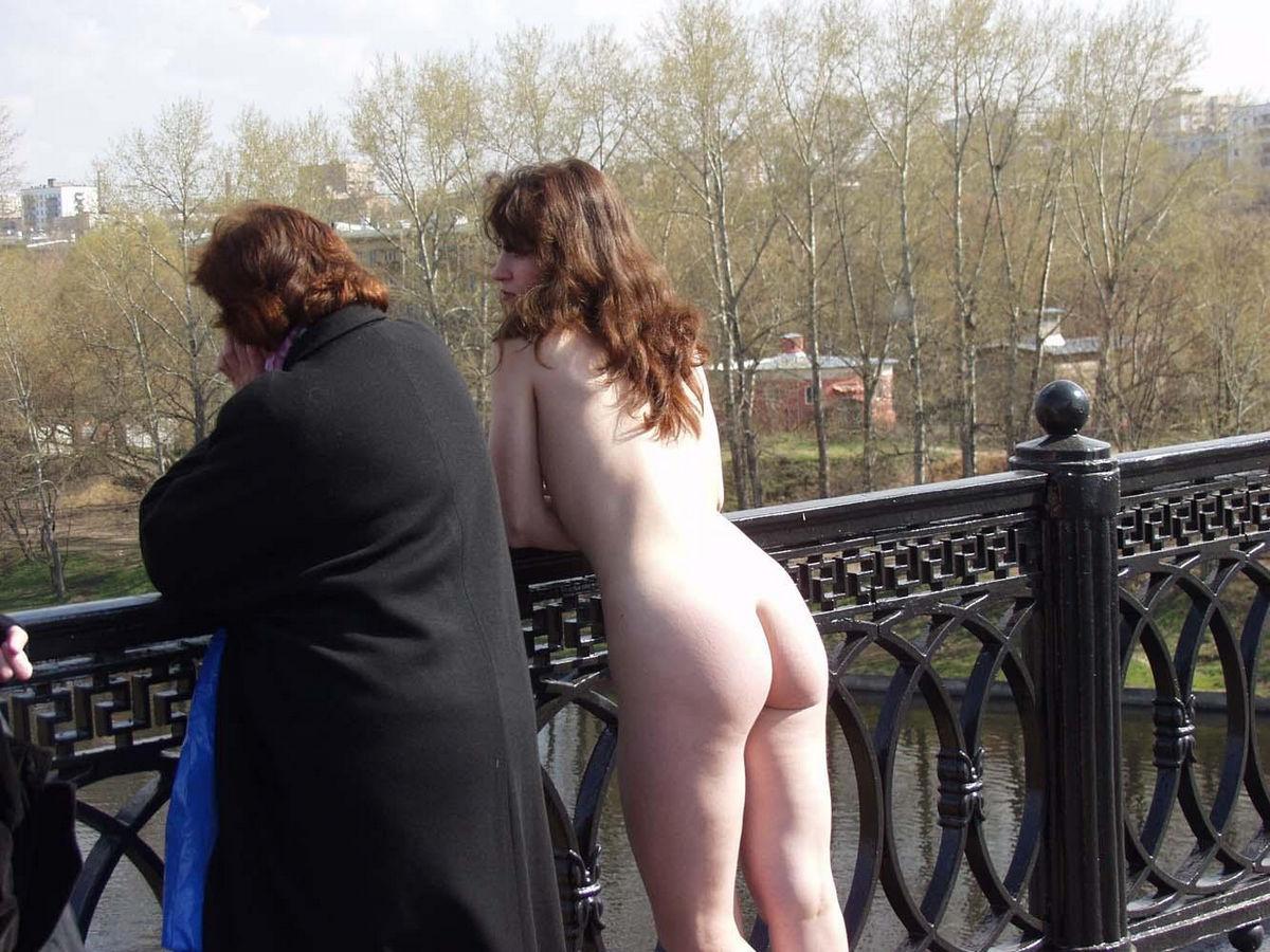 Plosarica Olga pozira golo na mostu ruska-1212